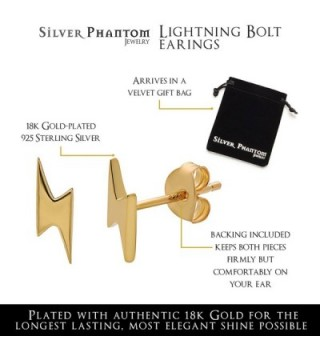Lightning Gold plated Silver Phantom Jewelry in Women's Jewelry Sets