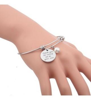Ensianth Stepmom Foster Loving Bracelet in Women's Bangle Bracelets