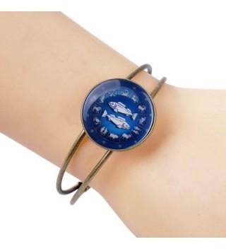 lureme Zodiac Pisces Bracelet bl003018 2