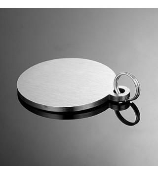 Never Lover Keychain Pendant Necklace in Women's Pendants
