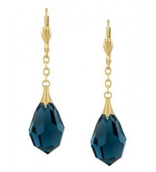 Alzerina Handmade Venetian Earrings - Montana - CN11WRMP9IT