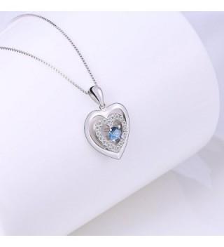 Sterling Silver Eternal Pendant Necklace in Women's Pendants