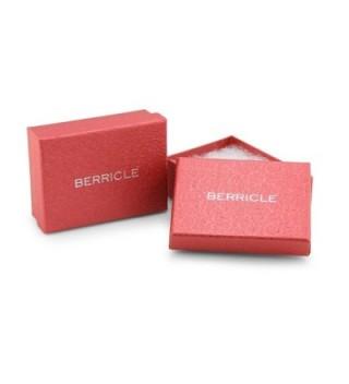 BERRICLE Sterling Bracelet Swarovski Zirconia in Women's Tennis Bracelets
