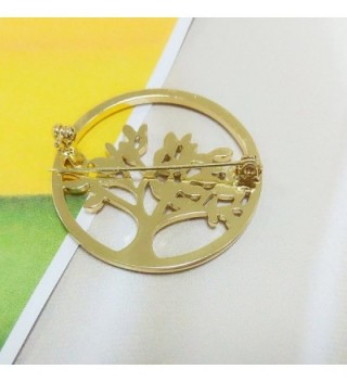 CHUANGYUN Plated Delicate Broohes Corsages in Women's Brooches & Pins