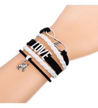 Multilayer Bracelet Infinity Handmade Christmas in Women's Charms & Charm Bracelets