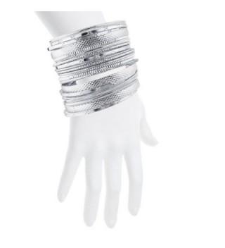 Lux Accessories filigree Stretch Bracelet in Women's Stretch Bracelets