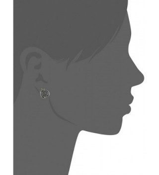 Marc Jacobs Antique Silver Earrings
