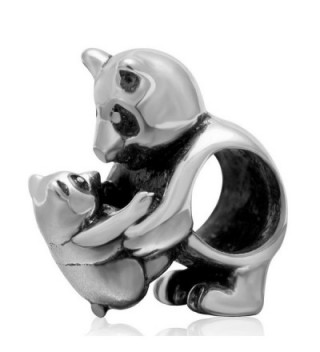 Jewelry Sterling Silver European Parent Child - CB12DYZNQV9