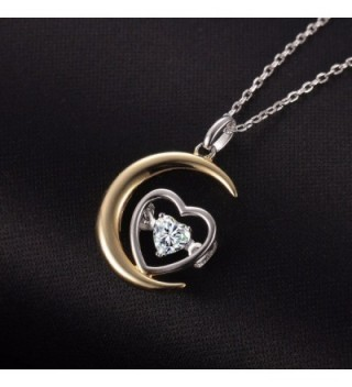 Caperci Sterling Pendant Necklace Engraved in Women's Pendants