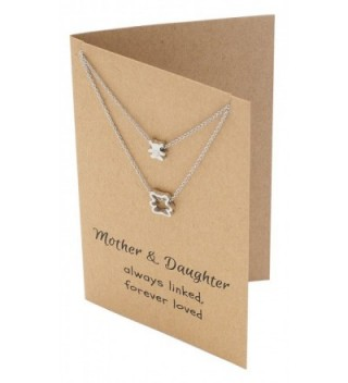 Quan Jewelry Daughter Necklace Inspirational
