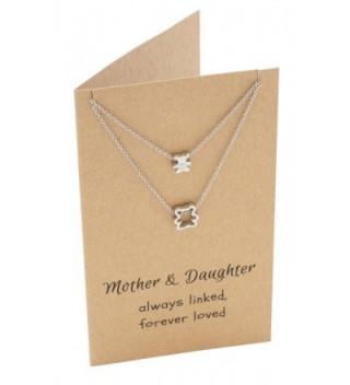 Quan Jewelry Daughter Necklace Inspirational in Women's Pendants