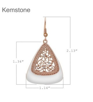 Kemstone Dangle Earrings Jewelry Women in Women's Drop & Dangle Earrings