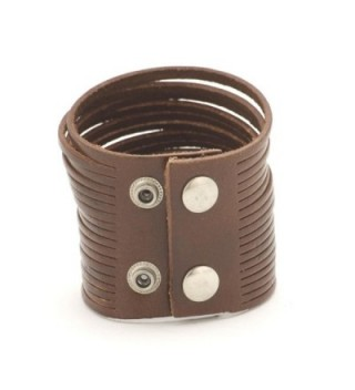 81stgeneration Genuine Leather Adjustable Bracelet