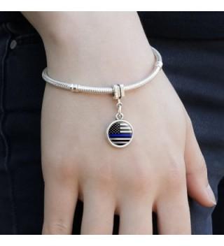 American Italian European Style Bracelet in Women's Charms & Charm Bracelets