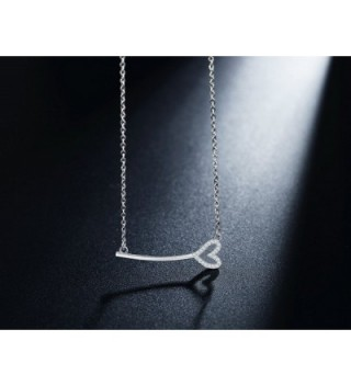 Rosa Vila Key Heart Necklace