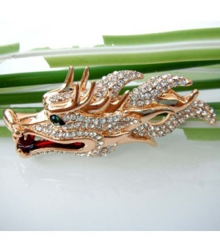 Navachi Plated Crystal Dragon Az7968b