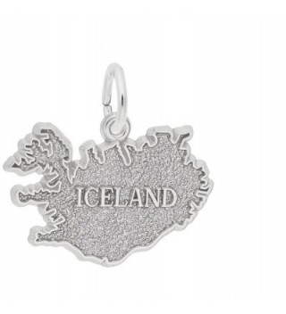 Iceland Charm- Charms for Bracelets and Necklaces - CH1872K380S