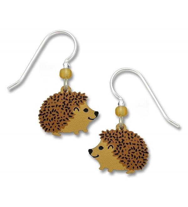 Sienna Sky Hedgehog Earrings 1506 - CJ11ILTD4LL