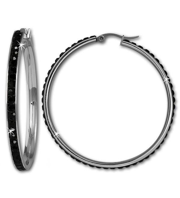 Amello Stainless Swarovski elements diameter - C711M9AT9IJ