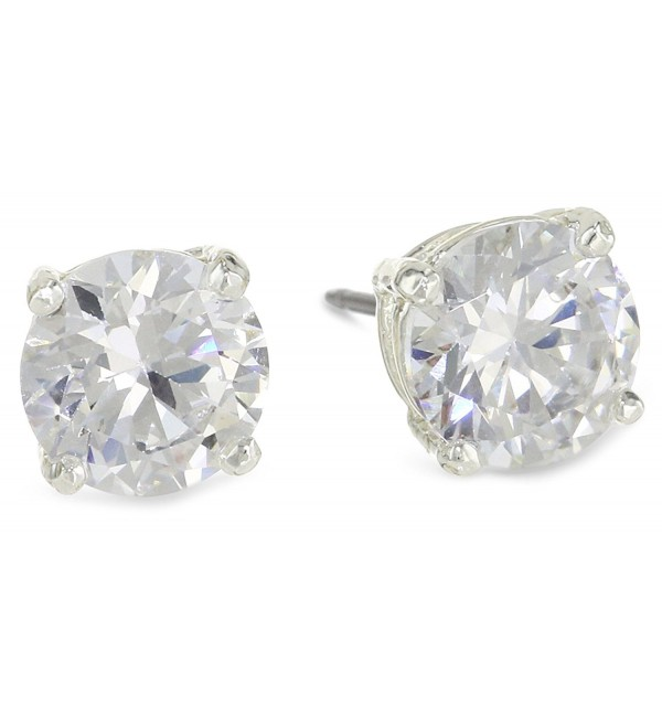 "Kenneth Cole New York ""Shiny Earrings"" Small Crystal Stud Earrings - CX11B280NX5"