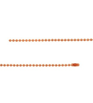 Bright Copper Necklace Durable Protect