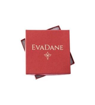 EvaDane Aquamarine Gemstone Starfish Bracelet