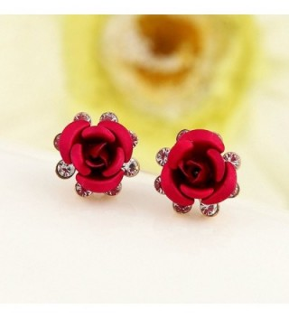 Carfeny Earrings Handcrafted Hypoallergenic Zirconia