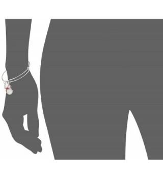 Alex Ani Charity Snowman Bracelet