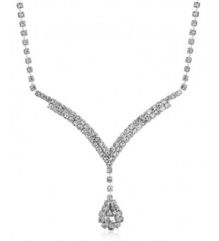 Accessories Forever Necklace Rhinestones Extender
