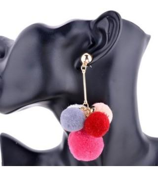 Lureme Lovely 5 Tone Earrings er005487 in Women's Drop & Dangle Earrings