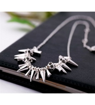 Dot Line renegade cluster necklace in Women's Chain Necklaces