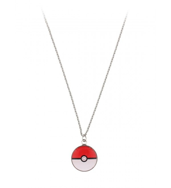 Pokemon Stainless Steel Small Pendant Necklace - CI12HTFCXT1