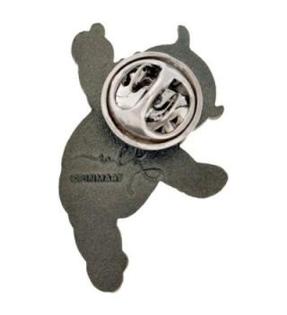 PinMarts Naughty Kewpie Nostalgic Enamel in Women's Brooches & Pins