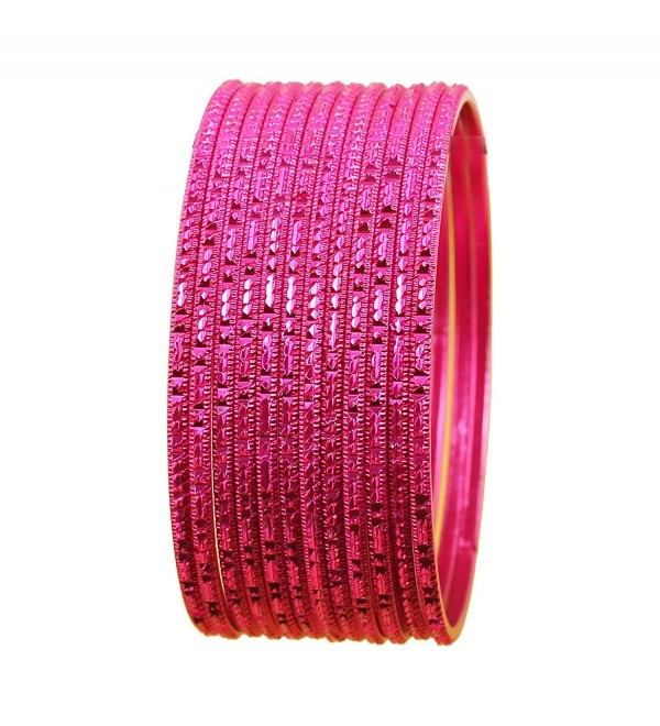 Touchstone Collection Traditional Bollywood Bracelets - CR187GYOIA8