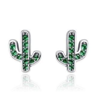 BAMOER Earrings Sterling Colorful Thanksgiving - CO186H75SME