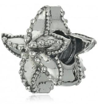 Chamilia Sterling Silver Starfish Bead Charm - CN11WA6YX3D