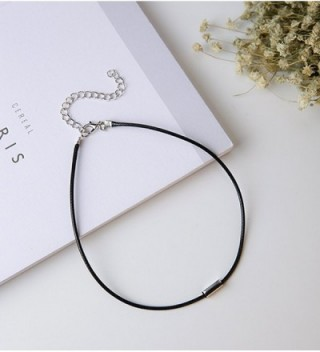 TomSunlight Leather Handmade Choker Jewelry