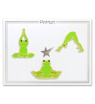 PinMarts Bright Namaste Trendy Enamel