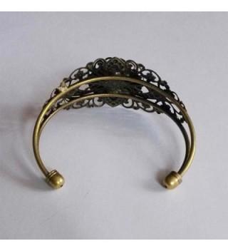GiftJewelryShop Bronze Halloween pumpkin Bracelets