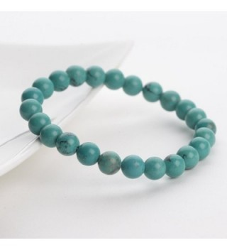 Natural Turquoise Gemstone Bracelet 204703034