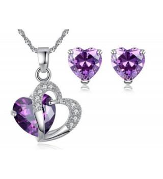 Rhinestones Heart Set Anniversary Valentines - C5188CTIE8A