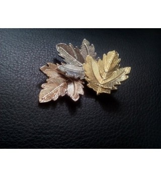 NOUMANDA Bijoux Autumn Jewelry Maples