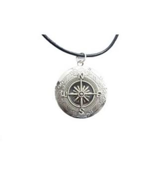 Compass Locket Necklace- Vintage Locket Necklace- Secret Locket- Antique Locket- Gift for Her- - CG1276QK1E7