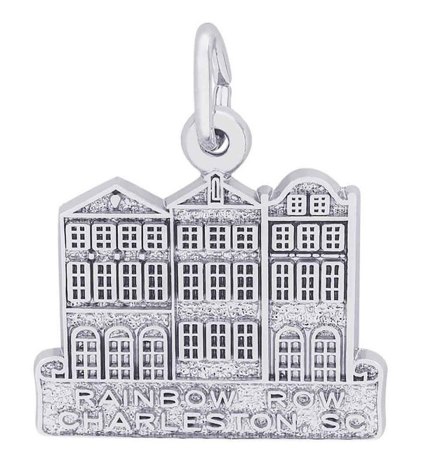Rembrandt Charms Charleston Rainbow Row Charm - CG111GJPDNF