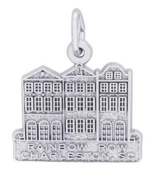 Rembrandt Charms Charleston Rainbow Row Charm - CG111GJPDNF