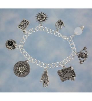 Fortune Teller Divination Bracelet Crystal