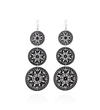 Lureme Jewelry Pendant Earrings 02003111