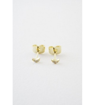HONEYCAT Crystal Earrings Minimalist Delicate in Women's Stud Earrings