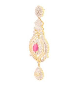 Swasti Jewels American Colourful Earrings in Women's Drop & Dangle Earrings