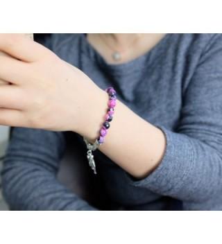 Falari Elephant Natural Bracelet B2448 BFA in Women's Stretch Bracelets
